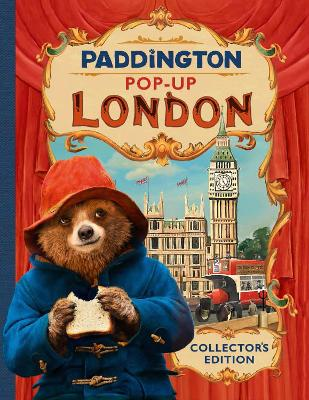 Paddington Pop-Up London: Movie tie-in Collector'S Edition by