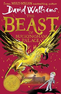Cover for The Beast of Buckingham Palace by David Walliams