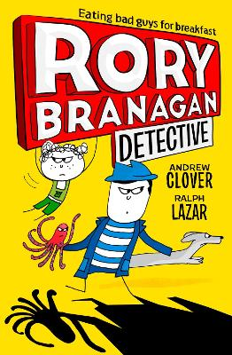 Cover for Rory Branagan (Detective) by Andrew Clover