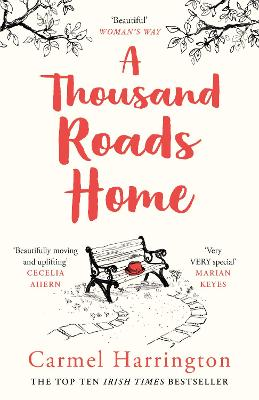 Cover for A Thousand Roads Home by Carmel Harrington