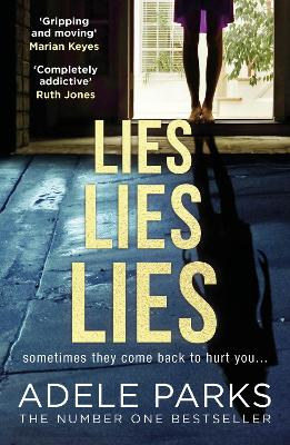Cover for Lies Lies Lies by Adele Parks
