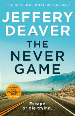 Cover for The Never Game by Jeffery Deaver