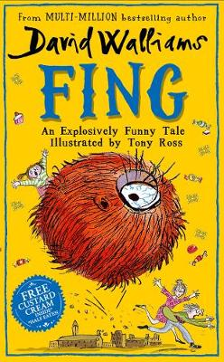 Cover for Fing by David Walliams