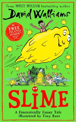 Cover for Slime by David Walliams