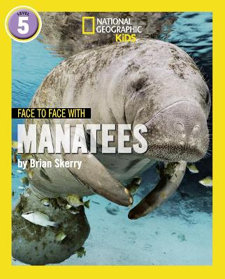 Face to Face with Manatees Level 5