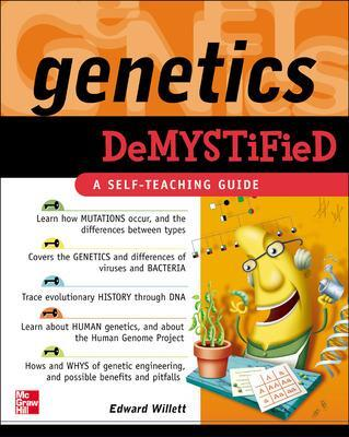 Genetics Demystified by Edward Willett