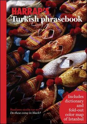 Harrap's Turkish Phrasebook by Harrap