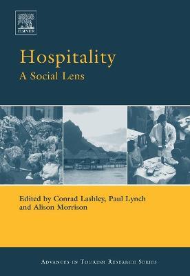 Hospitality A Social Lens by Conrad Lashley