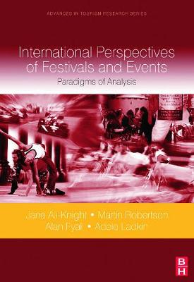 International Perspectives of Festivals and Events by Jane Ali-Knight