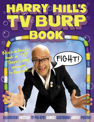 Harry Hill's TV Burp Book by Harry Hill