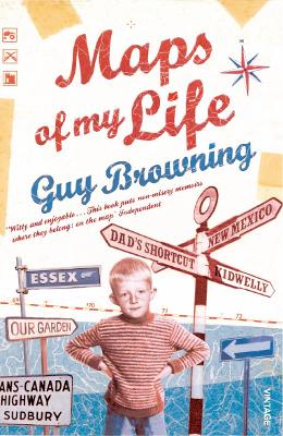 Maps of My Life by Guy Browning
