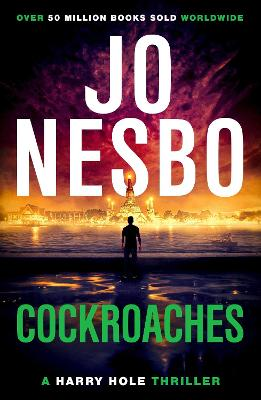 Cockroaches An Early Harry Hole Case by Jo Nesbo