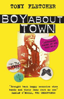 Boy About Town by Tony Fletcher