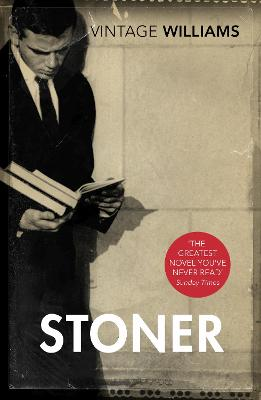 Stoner A Novel by John L. Williams, John McGahern