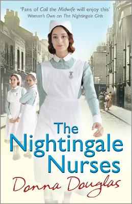 The Nightingale Nurses by Donna Douglas