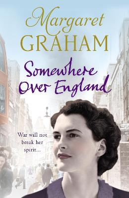 Somewhere Over England by Margaret Graham