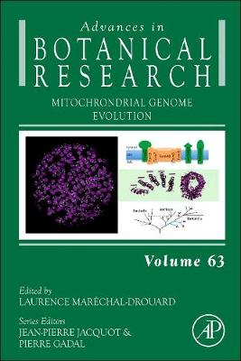 Mitochondrial Genome Evolution by Laurence Marechal-Drouart