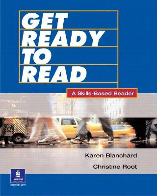 Get Ready to Read by Karen Louise Blanchard, Christine Baker Root