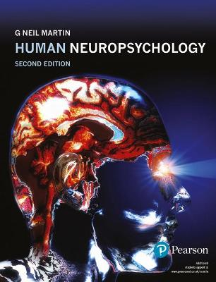 Human Neuropsychology by G. Neil Martin