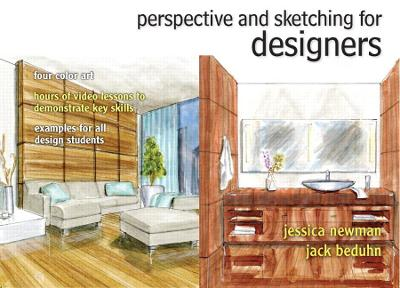 Perspective and Sketching for Designers by Jessica Newman, Jack Beduhn