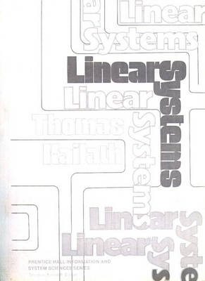 Linear Systems by Thomas Kailath