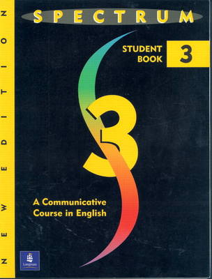 Spectrum 3: A Communicative Course in English, Level 3 Workbook by Donald R. H. Byrd
