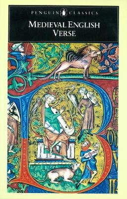 Medieval English Verse by Brian Stone