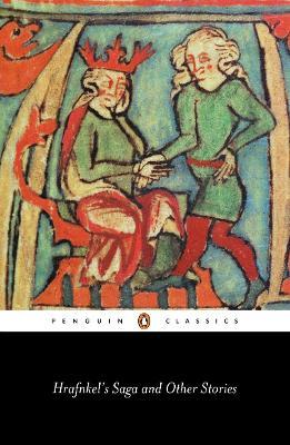 Hrafnkel's Saga and Other Icelandic Stories by Hermann Palsson