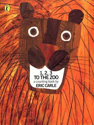1, 2, 3, to the Zoo A Counting Book by Eric Carle