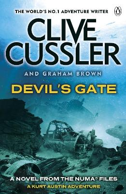 Devil's Gate NUMA Files #9 by Clive Cussler, Graham Brown