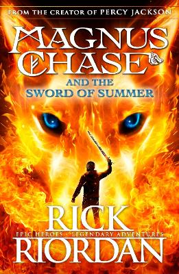 Magnus Chase and the Sword of Summer by Rick Riordan