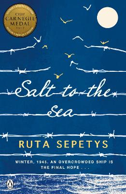 Cover for Salt to the Sea by Ruta Sepetys