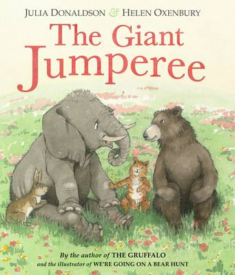 The Giant Jumperee by Julia Donaldson