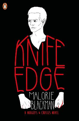 Cover for Knife Edge by Malorie Blackman