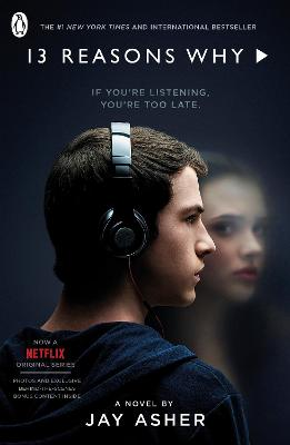 Cover for Thirteen Reasons Why by Jay Asher