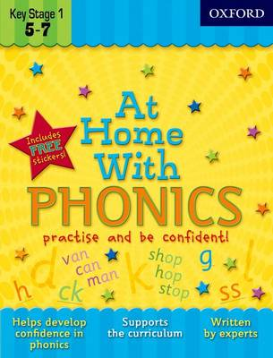 At Home With Phonics by Jenny Roberts
