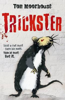 Cover for Trickster by Tom Moorhouse