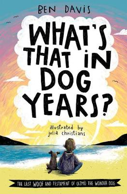 Cover for What's That in Dog Years? by Ben Davis