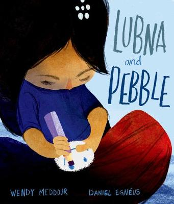 Cover for Lubna and Pebble by Wendy Meddour