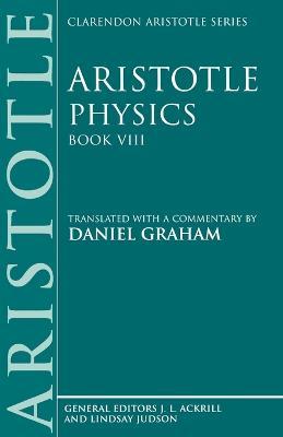 Aristotle: Physics, Book VIII by Aristotle
