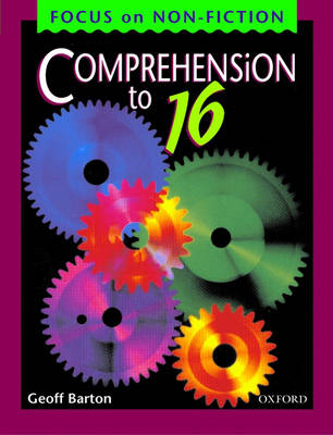 Comprehension to 16: Student's Book by Geoff Barton