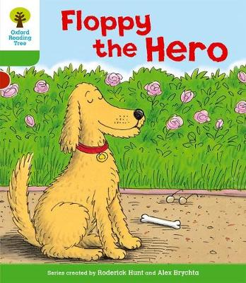 Oxford Reading Tree: Level 2: More Stories B: Floppy the Hero by Roderick Hunt, Thelma Page