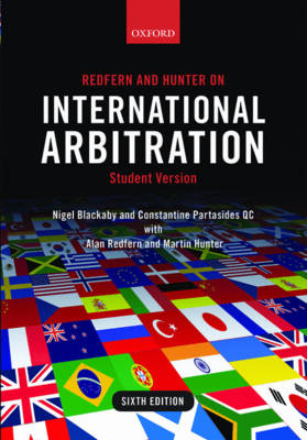 Redfern and Hunter on International Arbitration by Nigel (Partner and Head of International Arbitration Group, Freshfields Bruckhaus Deringer, Washington, DC) Blackaby, Partaside