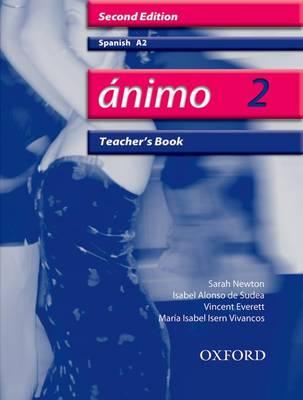 Animo: 2: A2 Teacher's Book by Virginia Masardo