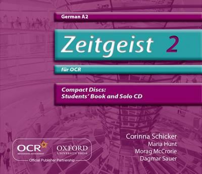 Zeitgeist 2: fur OCR A2 Audio CDs by Ann Adler