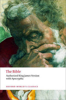 The Bible : Authorized King James Version by
