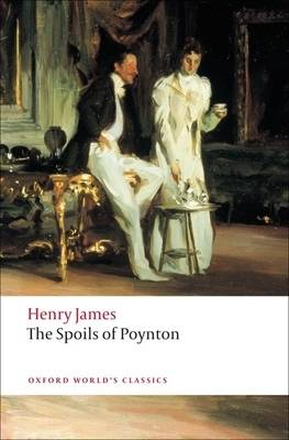 The Spoils of Poynton by Henry James