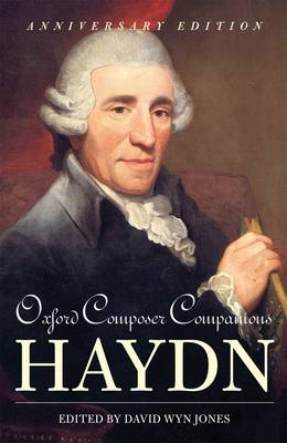 Oxford Composer Companions: Haydn by David Wyn Jones