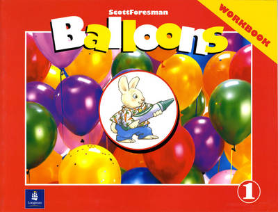 Balloons: Kindergarten, Level 1 Workbook by Mario Herrera, Barbara Hojel