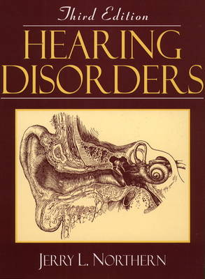 Hearing Disorders by Jerry L. Northern